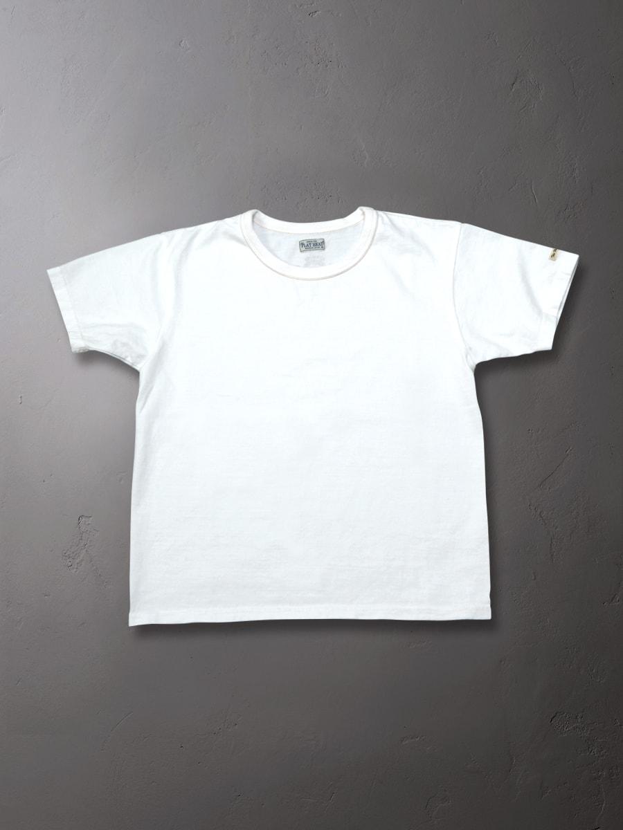 3本針の1本外し Tシャツ FN-THC-003