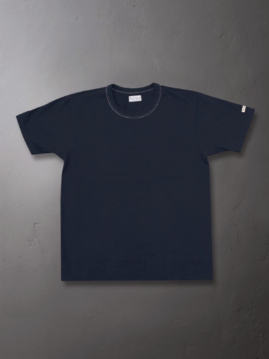 3本針の1本外し Tシャツ FN-THC-001