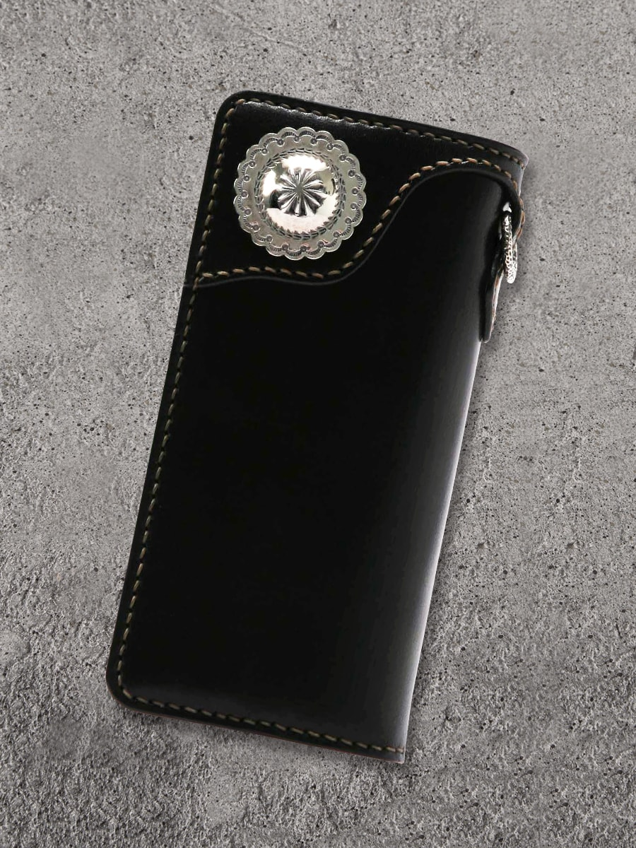 多脂革 ロング ウォレット FN-WLN1-4SC