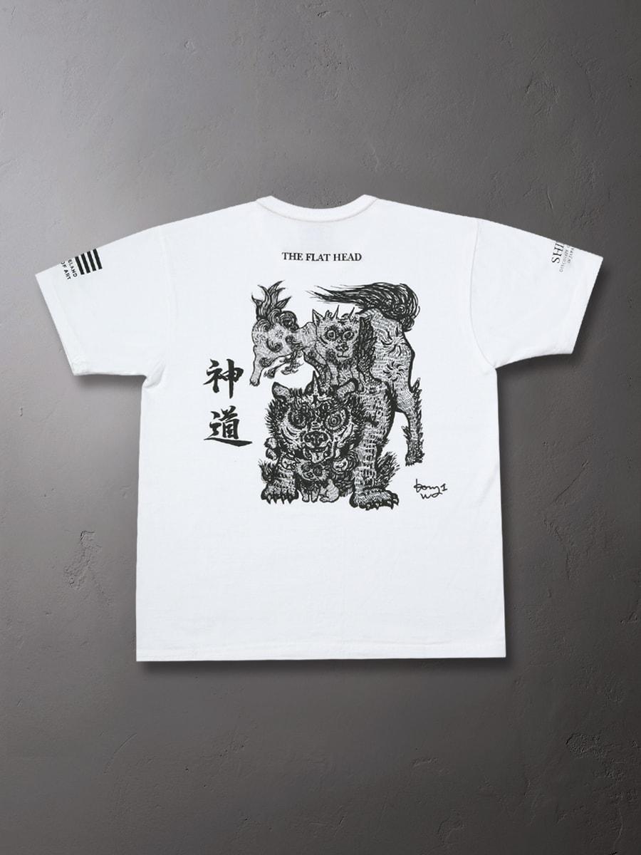 小松美羽×クリーブランド美術館×TFH Tシャツ FN-THC-KM-CM1