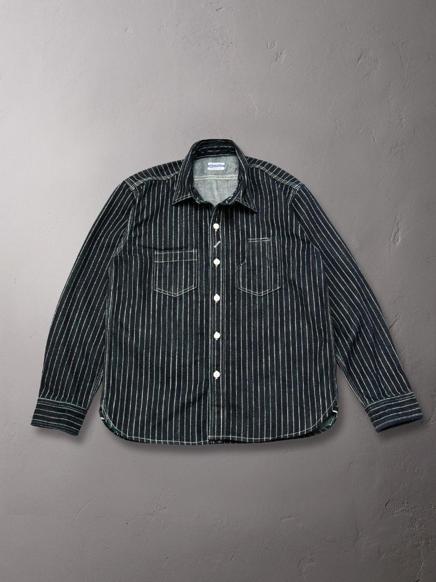 ウォバッシュ ワークシャツ FN-SDK-701L