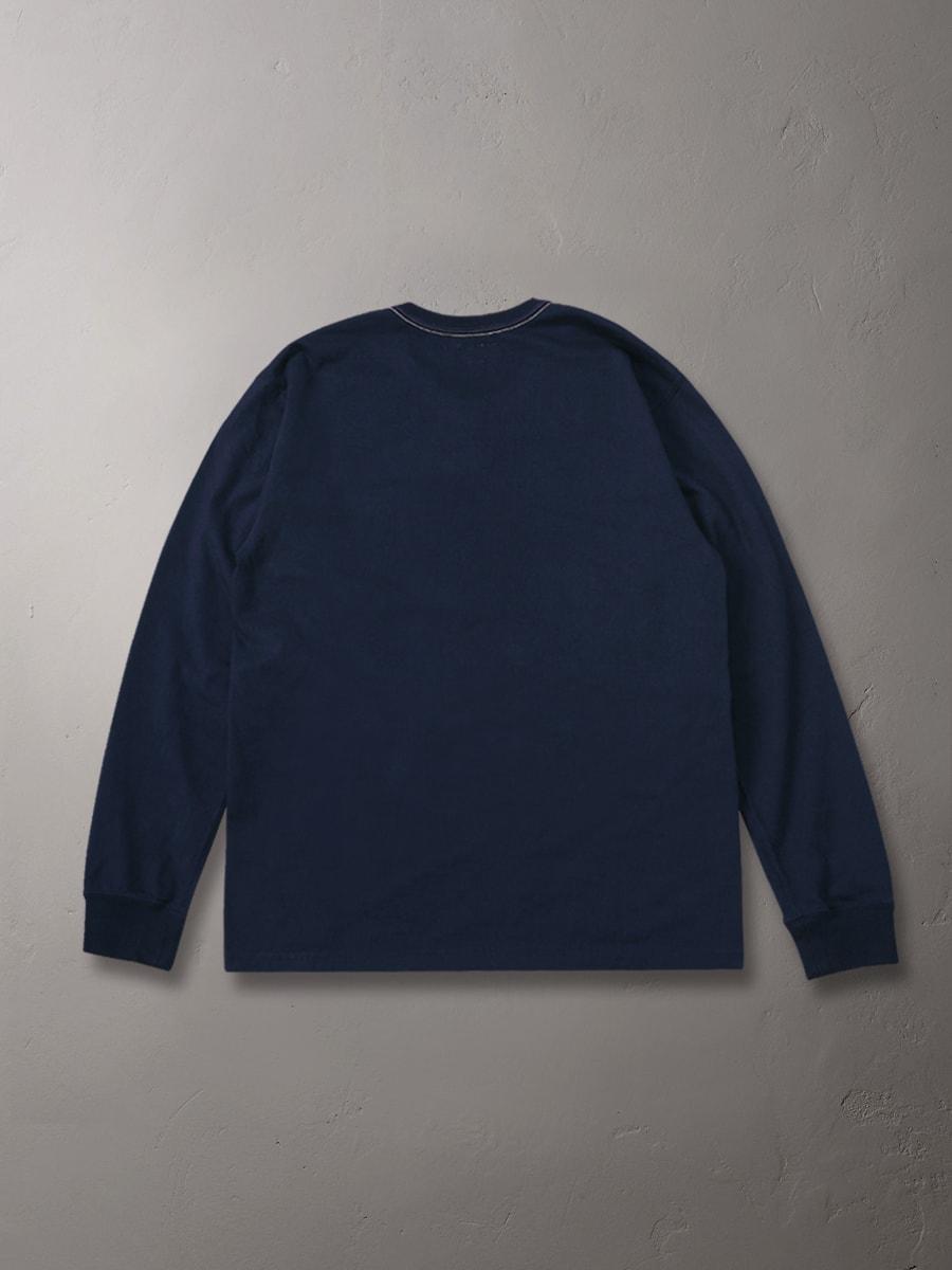 ポケット付き ロングTシャツ FN-THCL-001P