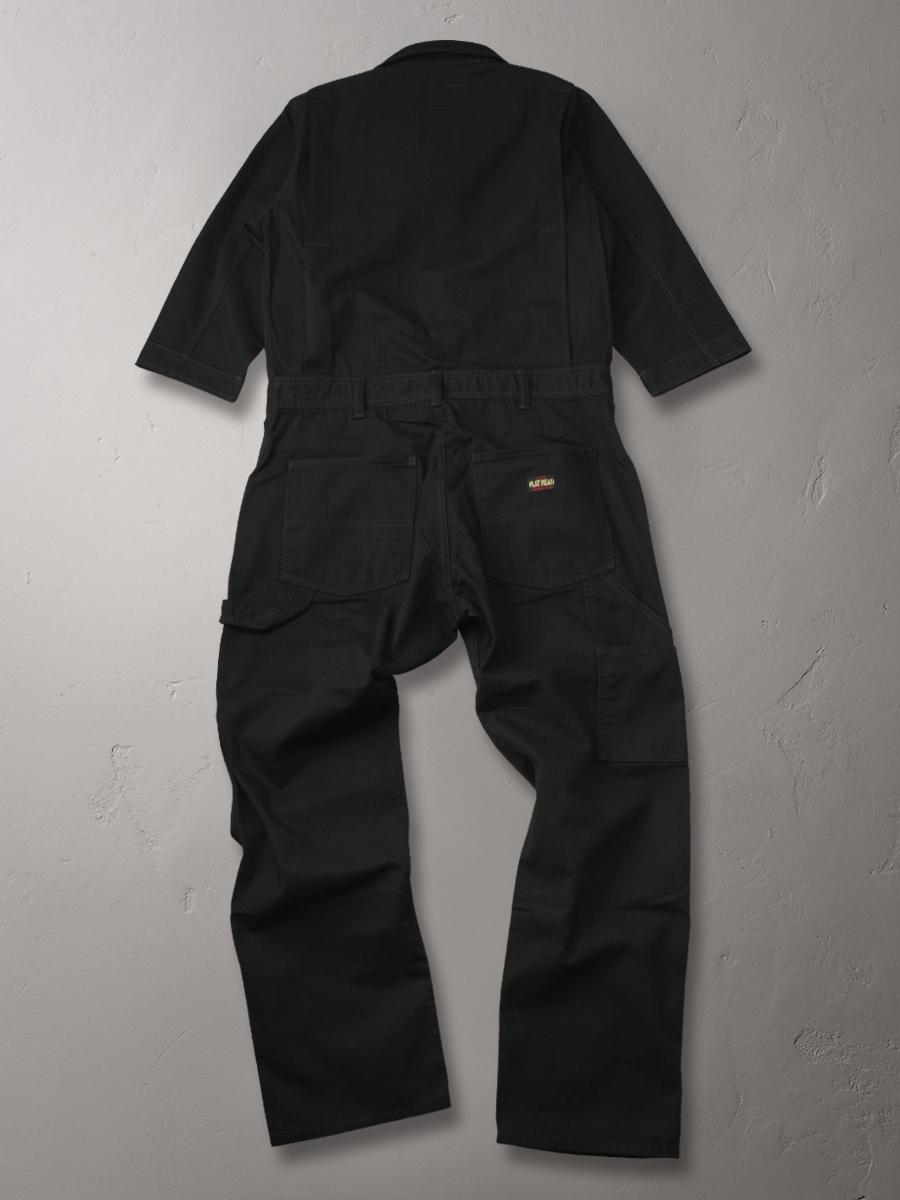 オールインワン ジャンプスーツ 七分袖 FN-OJ-JS001