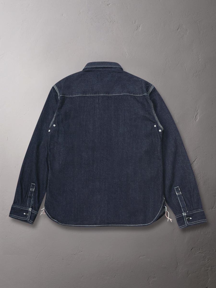 デニム ワークシャツ FN-SDK-001L