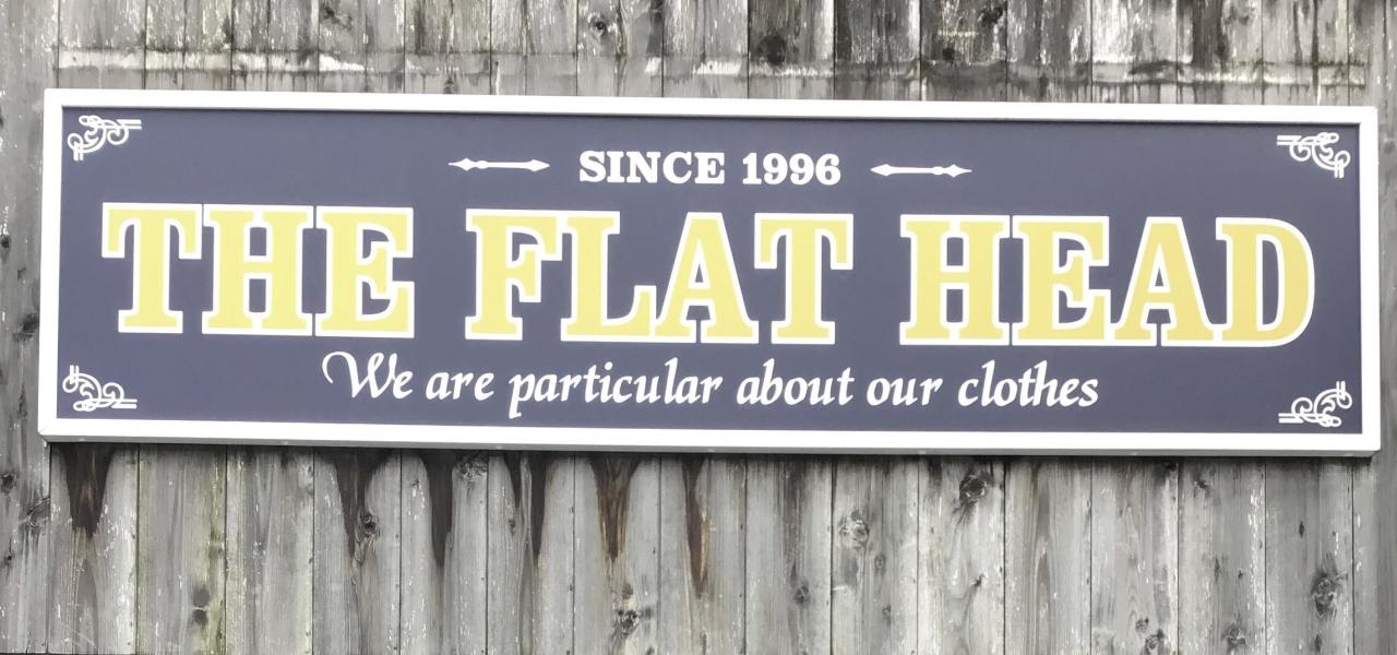 THE FLAT HEADOMIYA STORE