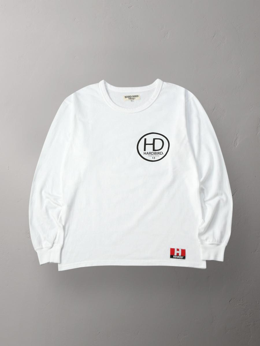 ハードバード ロングスリーブ Tシャツ HB-TLCL-002